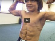 Kas mäletate aastate tagust maailma tugevaimat last? Vaata, mis temast tänaseks saanud on! FOTOD ja VIDEO!
