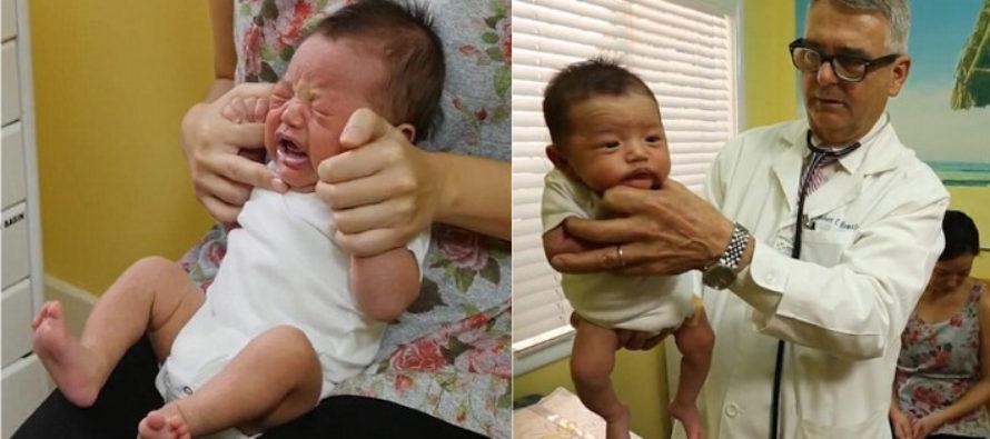 Lastearst: Nii rahustad nutva imiku sekunditega. Nipp töötab iga kord! + VIDEO!