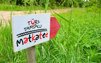 Reisi Eestis: Türi-Tamsalu 65-kilomeetrine matkatee + FOTOD!
