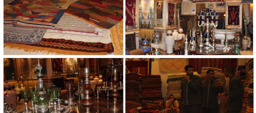 """Helena-Reet: """"Chateau Des Souks"""" Marrakech´is – Maroko käsitsi sõlmitud luksusvaibad! GALERII!"""