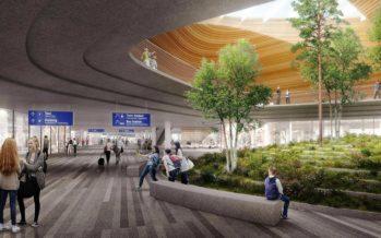 Helsingi-Vantaa lennujaam saab uue soomepärase fuajee ning 30 000 ruutmeetrit lisa