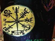 Maagilised sümbolid ja nende tähendused Põhjamaade mütoloogias: Mis on Vegvísir?