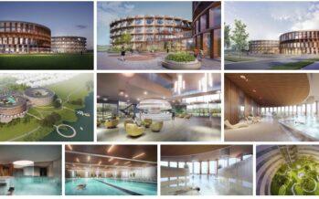 Eesti, Viljandi: Aqva Hotels OÜ plaanib Viljandi järve kaldale spaahotelli